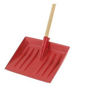 SNOW SHOVEL/PUSHER/SCOUP - REPLACEMENT HEAD (HEAVY DUTY)