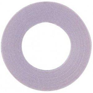 Chartpak Drafting Tape, White Matte, 1/8'' x 324'' (BG12510M) - 5 ROLLS by Chartpak
