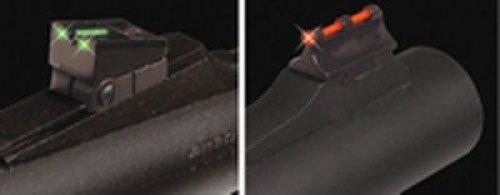 TRUGLO TG110W Fiber Optic Sight Set - Remington Red/Green