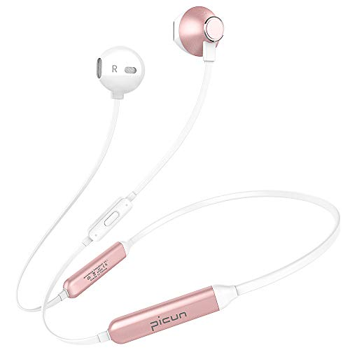 Picun Bluetooth Headphones V4.1 CSR 10 Hrs Playtim...