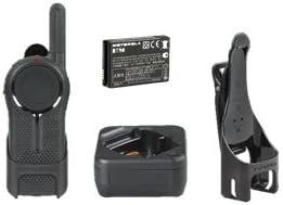 2 Pack of Motorola DLR1020 Two Way Radio Walkie Talkies