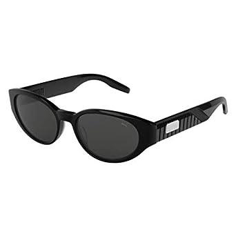 Puma PU 0228 S- 001 - Gafas de sol, color negro y gris ...