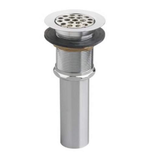 American Standard 4311.023.002 3-1/2-Inch Commercial Perforated Grid Strainer Drain for Outlet Sink, Chrome