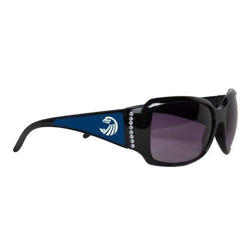 Salve Regina Ladies Black Rhinestone Sunglasses 'Athletics - Sunglasses Regina