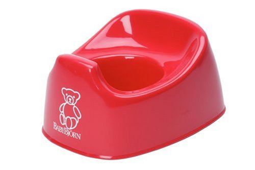 BABYBJORN Little Potty - Red