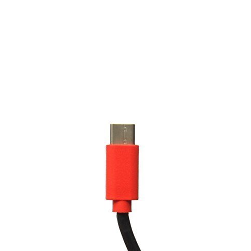PortaPow Specialised Data Block + Charge USB-C to USB 200cm (6.5ft) Cable