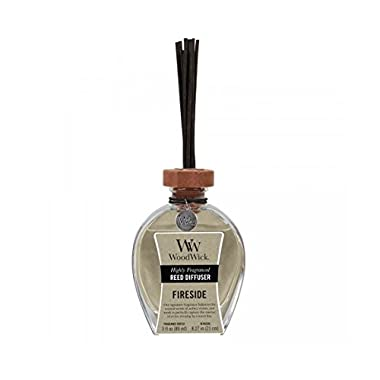 Woodwick Candle Reed Diffuser 3 Oz. - Fireside