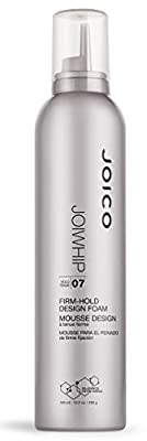 Joiwhip Firm Hold Design Foam by Joico for Unisex - 10.2 oz Foam