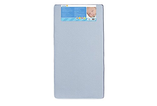 Safety 1st Heavenly Dreams Blue Crib & Toddler Bed Mattress