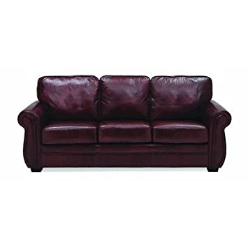 Palliser Furniture 77792 01 Thompson Leather Sofa