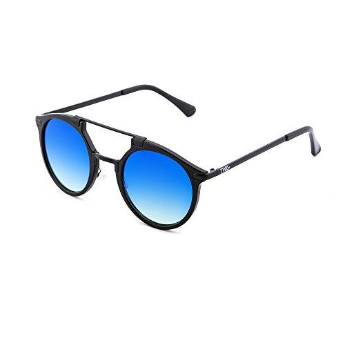 Degradado Gafas Negro hombre TWIG Azul espejo mujer sol degradadas de DOYLE BBqvRw