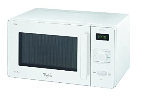 Whirlpool GT 284 WH 25L 700W Color blanco - Microondas (25 L ...