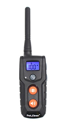 Petrainer Replacement Remote Transmitter for 330 Yards Remote Training E-collar
