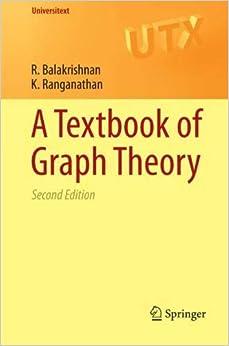 Como Descargar Un Libro A Textbook Of Graph Theory Archivo PDF