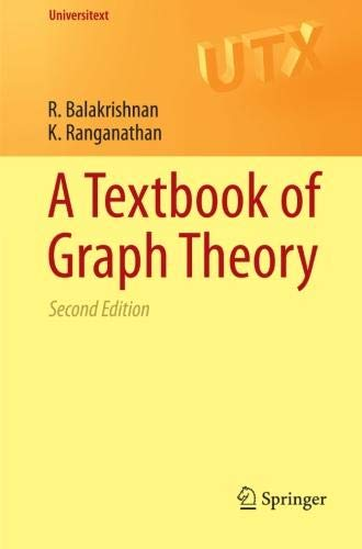 A Textbook of Graph Theory (Universitext)