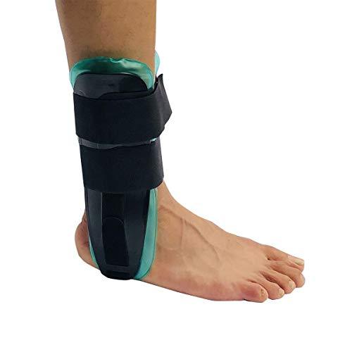 Ankle Gel Stirrups - Orthomen Air Gel Ankle Stirrup Brace, One Size Fits Most