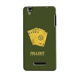 Cover It Up - Fallout New Vegas YU Yureka Hard Case