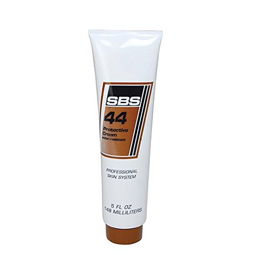 SBS 44 Protective Barrier Hand Cream for Water Based Irritants 5oz Tube, Pack of 24