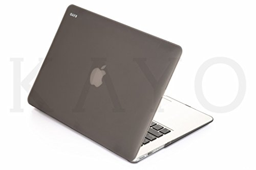 - KAYO - AIR 13-inch Rubberized Hard Case for MacBook Air 13.3