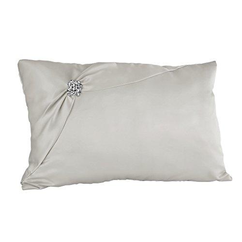 (Ivy Lane Design Not- Not-Aplicable Kneeling Pillow, Garbo, Ivory,)
