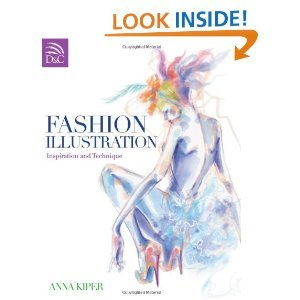 Fashion IllustrationInspiration and Technique