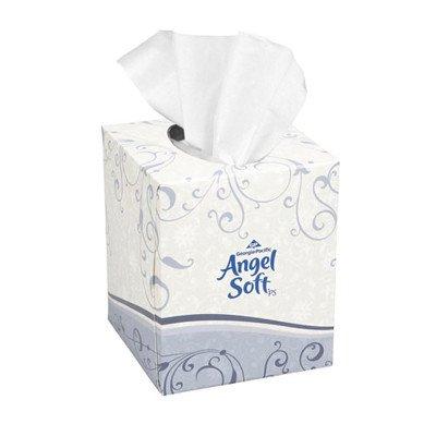 - Ps Premium 2-Ply Facial Tissue - 96 Tissues per Box