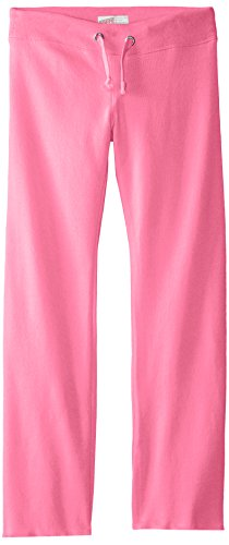 Price comparison product image Soffe Big Girls' Rugby Pant Cttnply, Pink, LRG