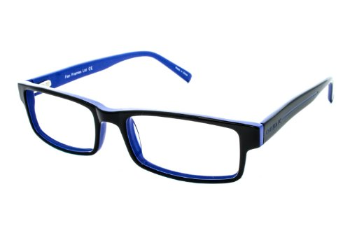 Fan Frames Chelsea FC - Retro Unisex Eyeglass Frames - Royal - Eyewear Chelsea