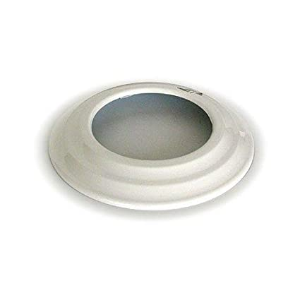 Vacuflex - Embellecedor 125Mm Aluminio Blanco