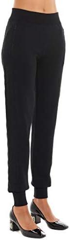 MOSCHINO Luxury Fashion Femme V031154270555 Noir Coton Joggers | Automne-Hiver 19
