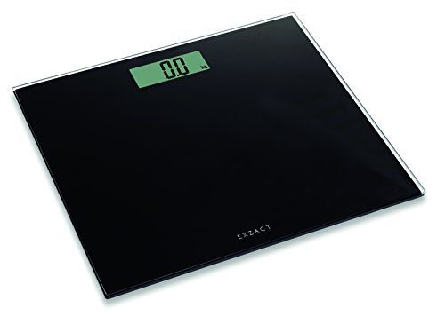 Exzact Digital Bathroom Scale/Electronic Weighing Scale - Ultra Slim 1.7 CM Thickness...