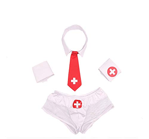 Sexy Doctors Costume Set for Men ()