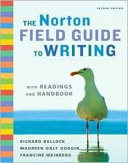 The Norton Field Guide to Writing 2nd (second) edition Text Only pdf epub