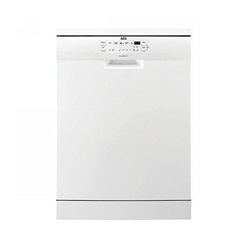 AEG FFB52601ZW lavavajilla Independiente 13 cubiertos A++ ...
