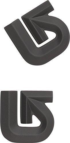 Burton Al Logo Mat (Black) Stomp Pad by Burton (Logo Aluminum Burton Mat)