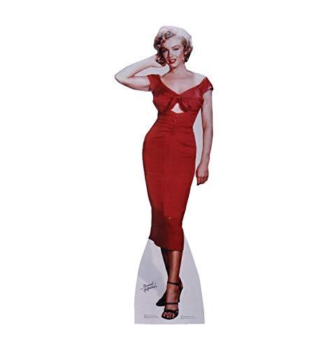 Advanced Graphics Marilyn Monroe Life Size Cardboard Cutout Standup - Niagara (1953 Film)