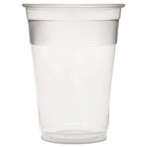 Individually Wrapped Plastic Cups 9oz Clear 1000 cups