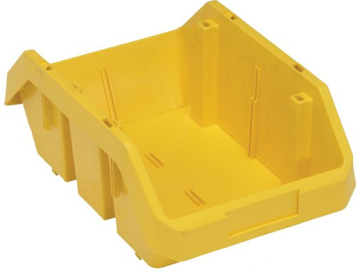 - Quantum Storage Systems QP1285YL Quick Pick Bins 12-1/2-Inch by 8-3/8-Inch by 5-Inch, Yellow, 20-Pack