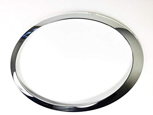 Mini (2nd Gen) Headlamp Trim Ring LEFT Chrome OEM