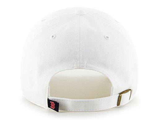 47Brand B-RGW02GWS146 - Gorra de Béisbol blanco