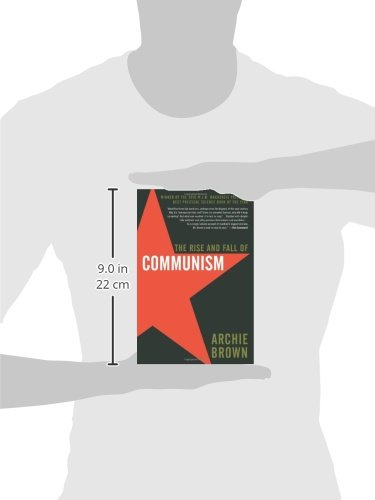 The Rise and Fall of Communism  Archie Brown  9780061138829  Amazon.com   Books 6b1181b70