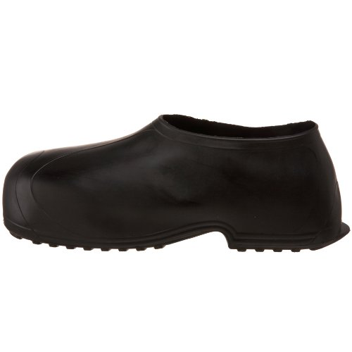 Tingley Men's High Top Work Rubber Stretch Overshoe,Black,2XL(12.5 -14 US Mens) by TINGLEY (Image #5)