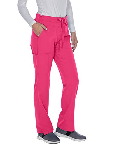 (Grey's Anatomy Signature 2207 Callie Low Rise Pant Chateau Rose S Petite)