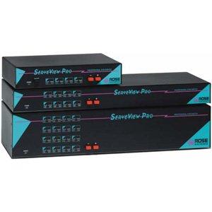 Rose Electronics ServeView Pro SPB-8UB 8-Port KVM Switch (SPB-8UB) by Rose Electronics
