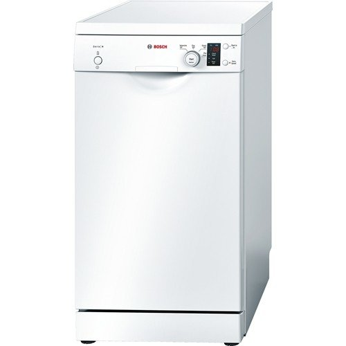 Bosch SPS40E12GB - self-standing - 9 places A+ dishwasher - dishwashers (self-standing, white, slimline, (45 cm) buttons, LED) [Energy Class A+]