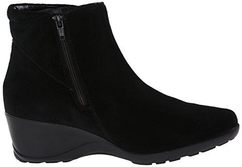 Clarks Allura Mystic Boot Black Suede
