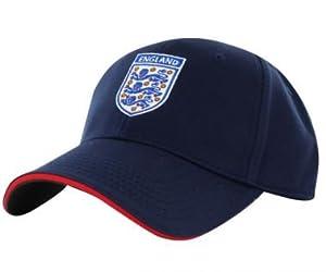 England 3 Lions Crest Baseball Cap Amazon Co Uk Sports
