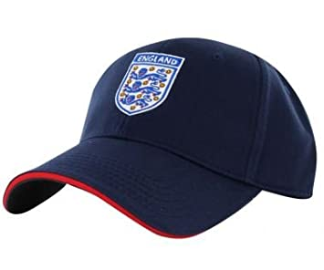 6cd05f2b9 England 3 Lions Crest Baseball Cap: Amazon.co.uk: Sports & Outdoors