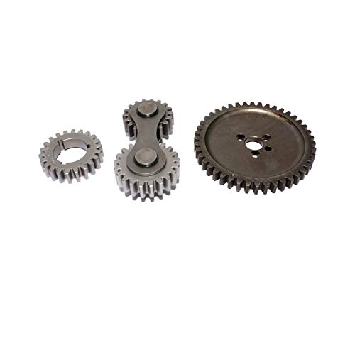 COMP Cams 4136 Hi-Tech Gear Drive for Late Model Small Block Chevrolet with Small Bolt Pattern