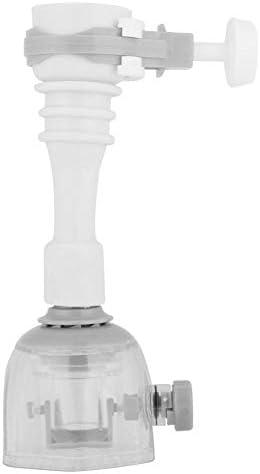 Verlängerungshahn,spritzwassergeschützter Küchenarmatur Beweglicher Verlängerungshahn, ungiftiger sicherer wassersparender Verlängerungshahn Spritzwassergeschütztes Ventilspray für Küchentoilette(2#)